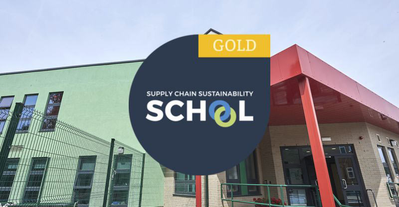 Elliott are delighted to have achieved the coveted GOLD accreditation